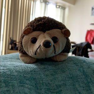 Other - Prickles hedgehog beanie baby